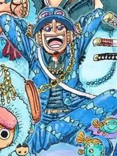 Luffy bin Dragon