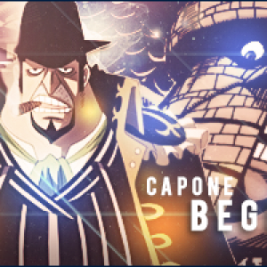 Capone Gang Bege signature